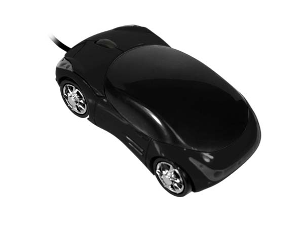 MOUSE OPTICO A-F4 COCHE BLACK SATELLITE