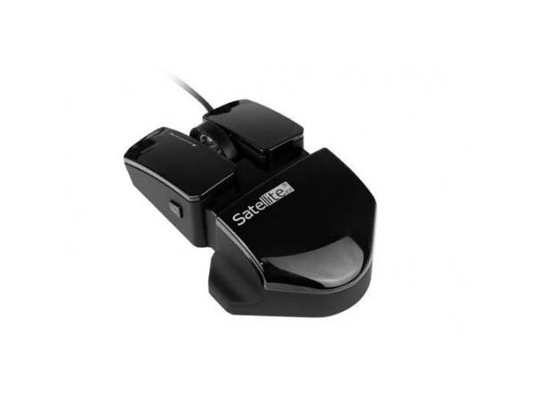 MOUSE OPTICO A-50 NEGRO SATELLITE