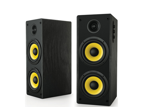 PARLANTES 2.0 T&V HOCH BT NEGRO 76W RMS