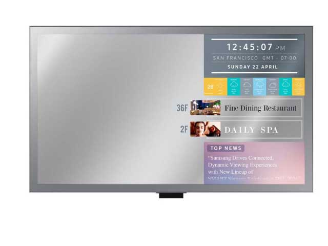MONITOR SAMSUNG LFD ML32E MIRROR 32