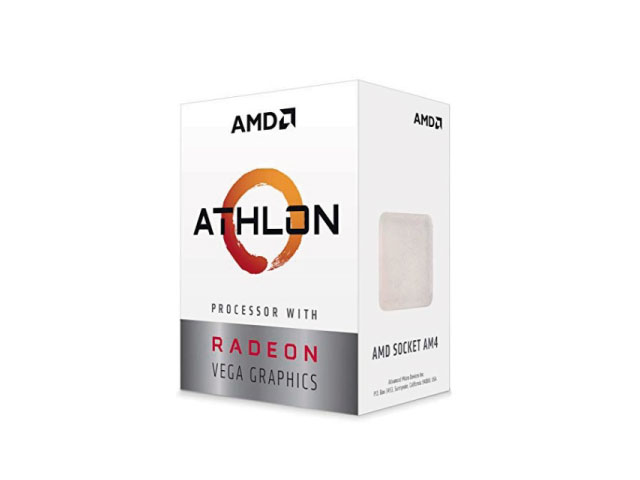 PRO AMD ATHLON 200GE AM4 3.2GHz con Radeon Vega 3