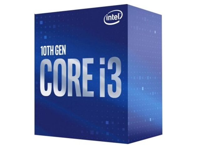 PRO INTEL CORE 10th GEN I3-10100 3.6Ghz 6MB FCLGA1200