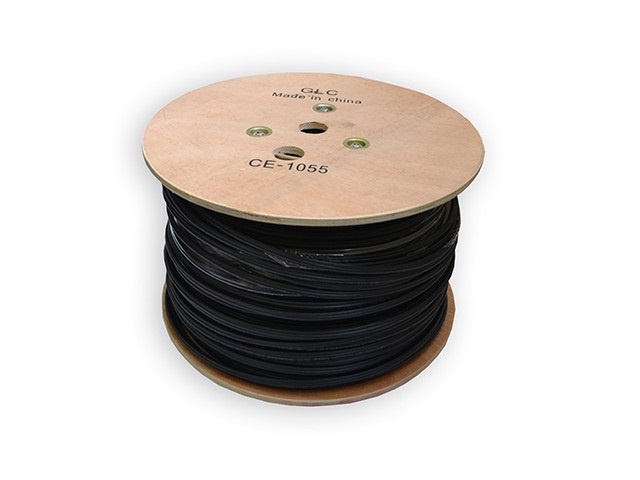 CABLE FTP CAT5E EXT. C/PORTANTE ACERO X 305MTS CE-1055