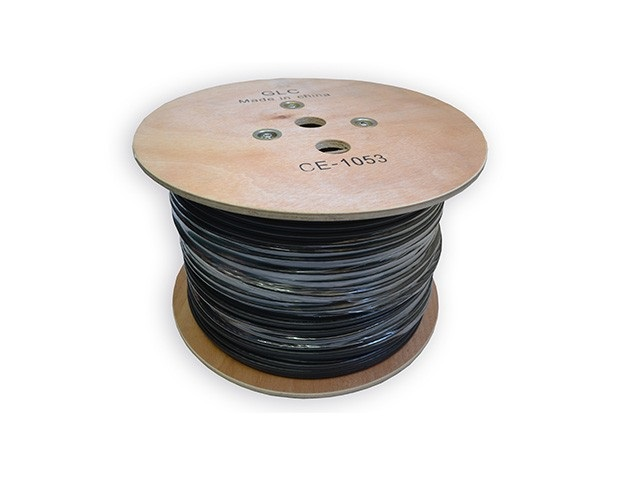 CABLE UTP CAT 5E EXT. C/PORTANTE ACERO X 305MTS.  CE 1053