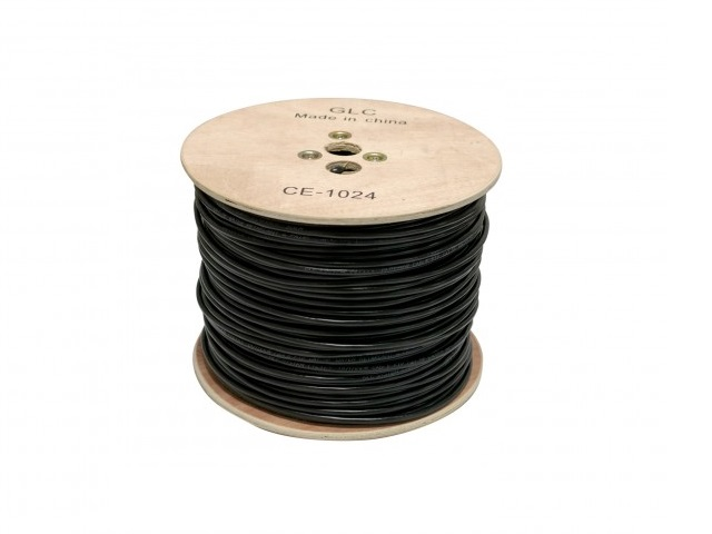 CABLE FTP CAT5E EXT. X 305MTS  CE-1024 GLC (Malla Metàl.)