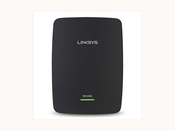 ROUTER WIRELESS LINKSYS RE1000-LA RANGE EXTENDER