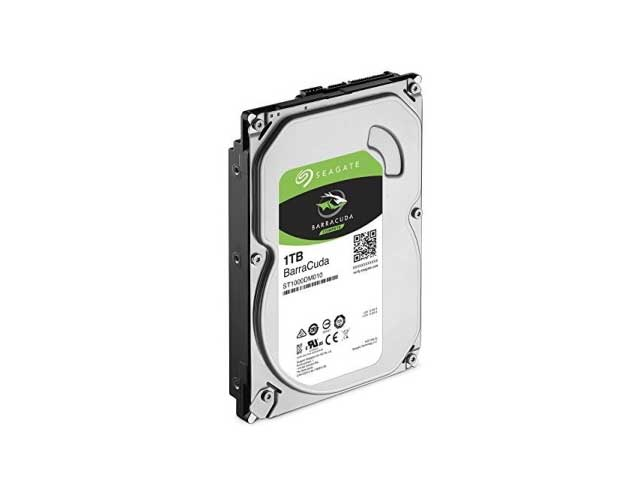 DISCO RIGIDO SEAGATE 1TB INT SATA3 BarraCuda