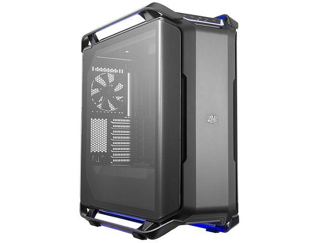 GABINETE COSMOS C700P BLACK EDITION RGB E-ATX ULTRA TOWER