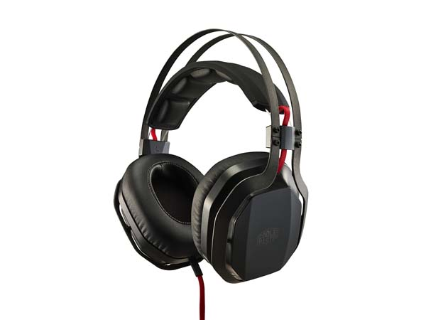 HEADSET COOLERMASTER MASTERPULSE JACK 3.5mm BASS FX